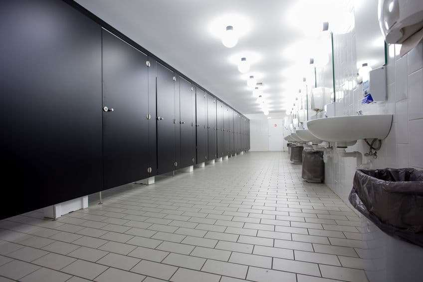 washroom management company manchester