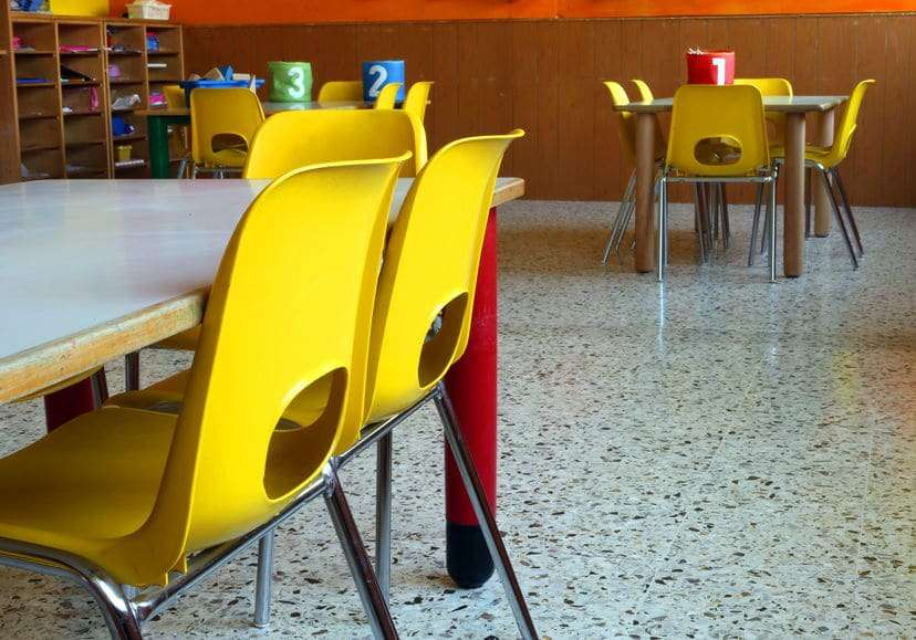 school cleaning services manchester