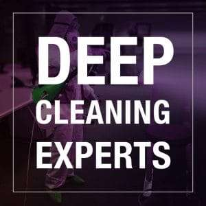deep cleaning experts