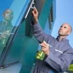 <h1>Sentrex provide commercial window cleaning, contract window cleaning, and high-level window cleaning services</h1>