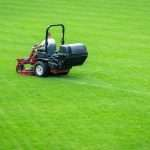 ground maintenance and grass cutting