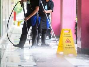 Commercial Jet Washing