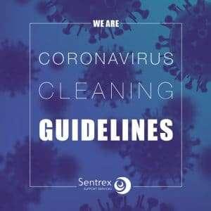 CORONAVIRUS CLEANING GUIELINES