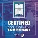 certificate of decontamination
