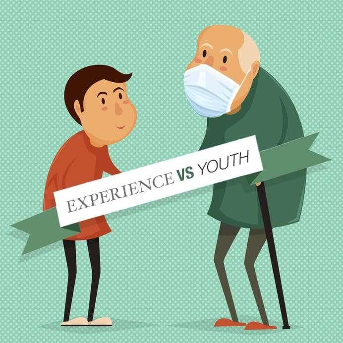 experience vs youth